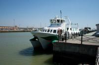 Catamarán Cádiz-Puerto de Santa María