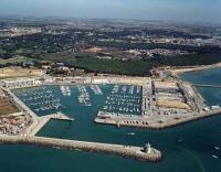 Puerto de la Bahía de Cádiz