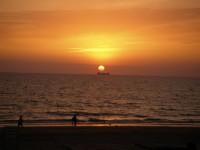 Puesta de Sol en Chipiona