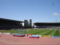 Estadio De Fútbol Municipal de Chapín