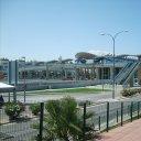 Estación de tren Bahía Sur