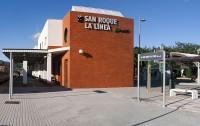 Estación de tren San Roque - La Línea