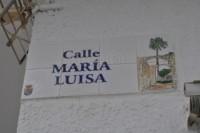 Calle María Luisa