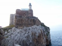 Faro del Castillo de Santa Ana