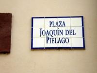 Plaza Joaquín del Piélago