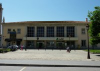 Estaci�n de tren de Santander (Adif)