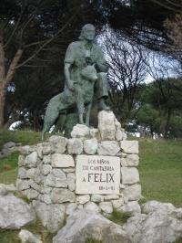 Monumento a Félix Rodriguez de la Fuente