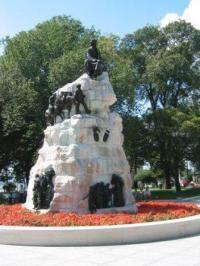 Monumento a Jose María de Pereda