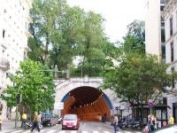 Pasaje de Pe�a o El Tunel