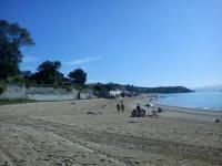 Beach of los Peligros