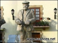 Estatua El Pescador