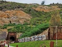 Alrededores de la Cueva del Soplao