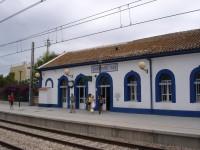 Estación de tren de Oropesa del Mar