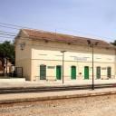Estación de tren Campo de Criptana