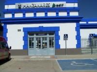 Estación de tren de Manzanares