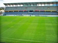 El Estadio de F�tbol Nuevo Arc�ngel