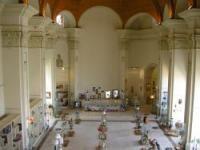 Centro de Artesan�a de la Iglesia de Santa Cruz