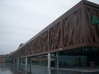Estaci�n de tren AVE Fernando Z�bel