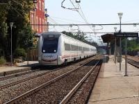 Estación de tren de Caldes de Malavella