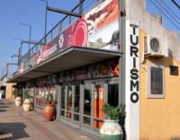 Oficina de turismo de Portbou