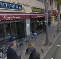 Cafeter�a Samurai