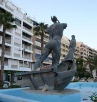 Monumento a los fenicios