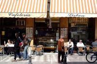 Cafetería Lisboa