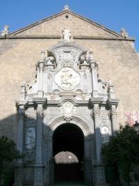 Igreja San Justo y Pastor