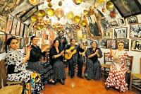 Tablao Flamenco La Zambra de María La Canastera