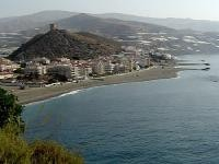 Playas de Sorvilán