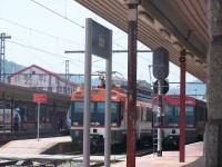 Estación de tren de Irún