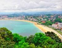 Panorama del Monte Igueldo