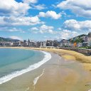 Beaches of Donostia