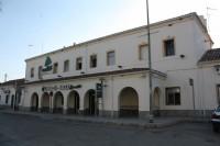 Estación de tren de Linares Baeza