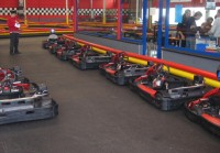 Pista karting Indoor