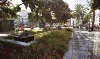 La Plaza Hurtado de Mendoza