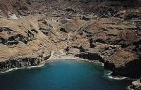 playa Cruz de Piedra
