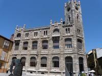 Antiguo edificio de Correos y Telégrafos