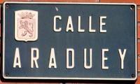 Calle Araduey