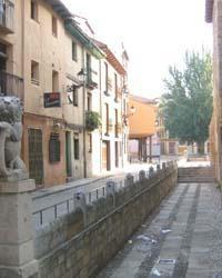 Calle Capilla: