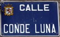Calle Conde Luna