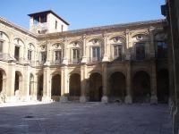 Claustro de la Basílica de San Isidoro de León