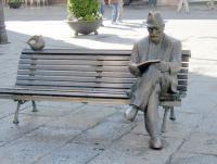 Escultura de Gaud�