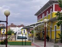 Estación de tren Feve de León