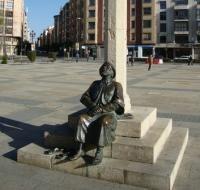 Estatua del Peregrino