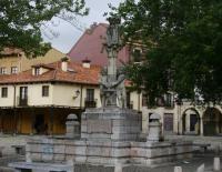 Fuente Plaza del Grano