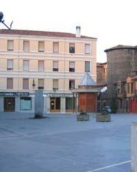Plaza Puerta Obispo