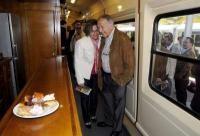 Tren turístico de León