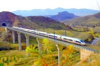 Estación de tren de Lleida-Pirineus - Alta Velocidad