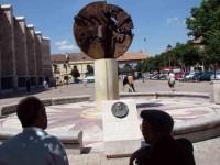 Plaza de los Niños Santos